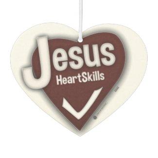 Jesus HeartsSkills erfrischen die Herzensluft Autolufterfrischer