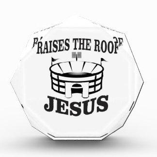 Jesus hebt das Dach ja an Auszeichnung