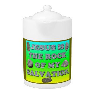 Jesus ist der Felsen meiner Rettung