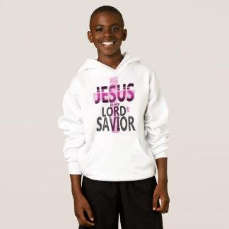 Jesus ist der mein Hoodie Lord-und Retter-Kindes