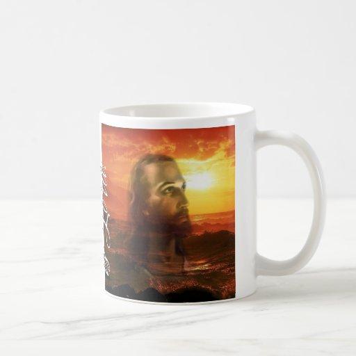Jesus ist Lord A4 Mug Tee Haferl