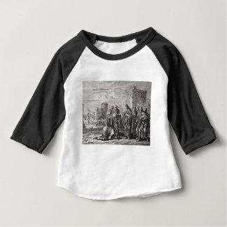 Jesus konfrontiert 12 Apostel Baby T-shirt