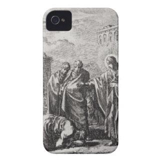 Jesus konfrontiert 12 Apostel iPhone 4 Etuis