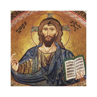 Jesus-Leinwand-Druck Leinwanddruck