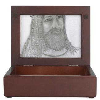 Jesus-Lieben ich Erinnerungsdose