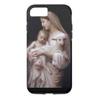 JESUS, MARY UND DAS LAMM iPhone 8/7 HÜLLE