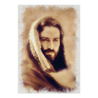 Jesus-OM Plakat