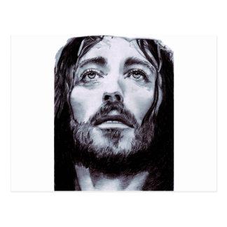 Jesus Postkarte