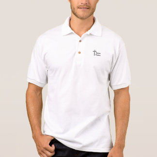Jesus rettet Polo-Art-Shirt - Polo Shirt