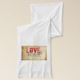 Jesus-Schal Schal