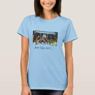Jesus spitzt 20%… T-Shirt