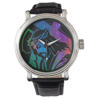 Jesus-Uhr Uhr