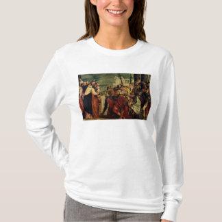 Jesus und der Befehlshaber T-Shirt