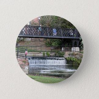 Jesus-Verschlusssteg, Cambridge Runder Button 5,7 Cm