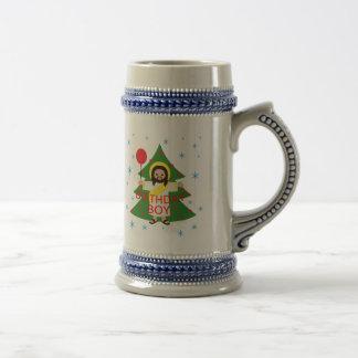 Jesus - Weihnachten Bierglas
