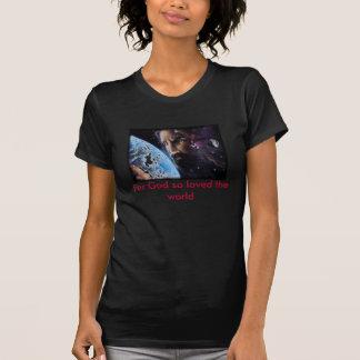 jesus_wept, denn Gott liebten so die Welt T-Shirt