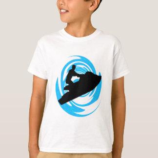 JET FAHREN ICH SKI T-Shirt