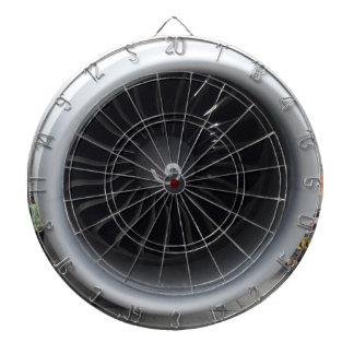 Jet-Motor-MetallkäfigDartboard Dartscheibe
