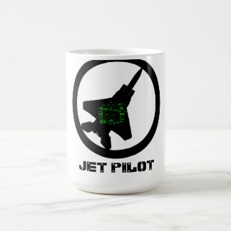 Jet-PilotTasse Kaffeetasse