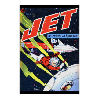Jet-Power #1 Poster