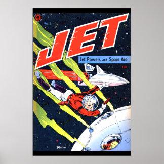 Jet-Power #1 Plakate