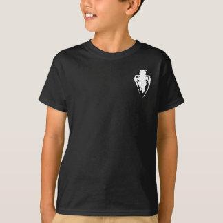 Jet-Satz-Waschbär T-Shirt