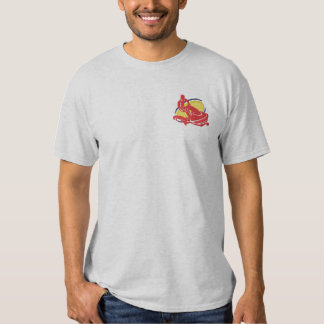 Jet-Ski Besticktes T-Shirt
