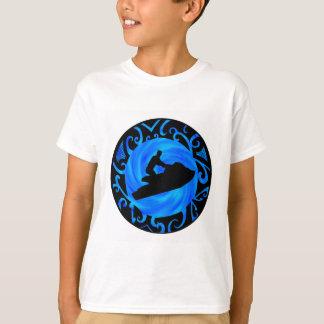 JET-SKI-BLUES T-Shirt