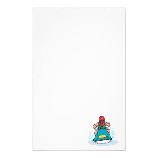 Jet-Ski Druckpapier