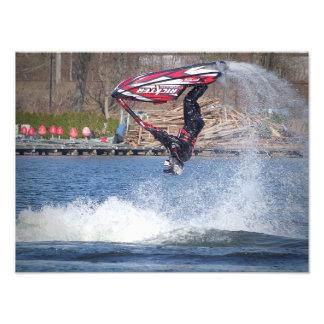 Jet-Ski - Foto-Druck Fotodrucke