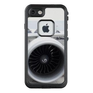 Jet-Turbine FRĒ® für Apple iPhone 7 LifeProof FRÄ' iPhone 8/7 Hülle