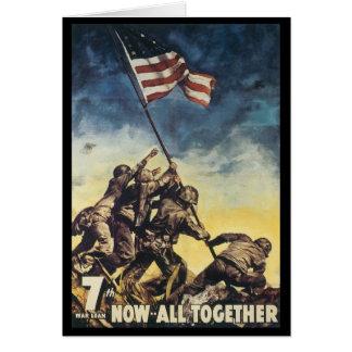 Jetzt alle zusammen Weltkrieg 2 Karte