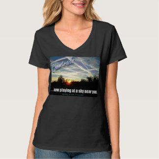 """""""Jetzt, spielend an einem Himmel nahe Ihnen. """" T-Shirt"""
