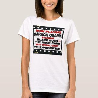 Jetzt spielend - Antibarack obama T-Shirt