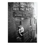 Jeune Liebe durch Origami druckt Save the Date Personalisierte Einladungen
