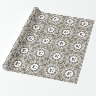 Jewelled Kaleidoskop-Packpapier Geschenkpapier