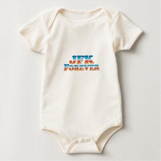 JFK für immer - nur Kleidung Baby Strampler