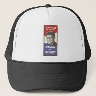 JFK Kampagne Truckerkappe