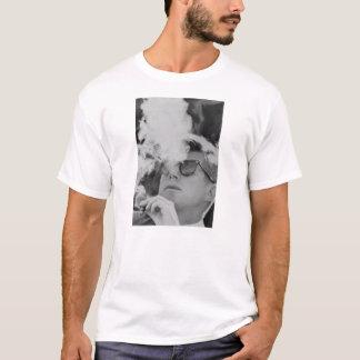JFK rauchendes T-Shirt