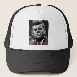 "JFK ""verzeihen, Klugheits-Zitat-Geschenke u. Karte Truckerkappe"