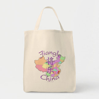Jiangle China Tragetasche
