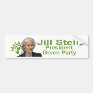 Jill STEIN 2016 Autoaufkleber
