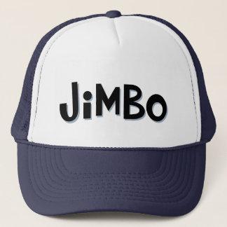 JIMBO Spitzname-Fernlastfahrer-Hut Truckerkappe