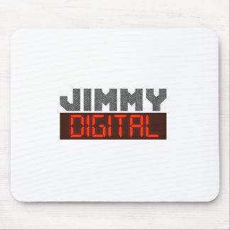 Jimmy Digital Mousepads