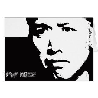 Jimmy-Mörder Karte