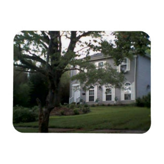 Jimmy's House Magnet