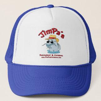 JimPas Fernlastfahrer-Hut Truckerkappe