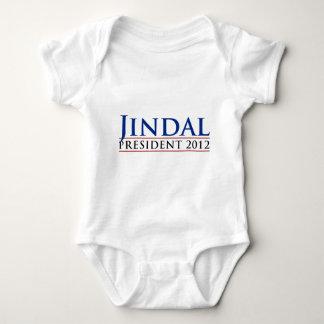 Jindal Präsident 2012 Baby Strampler