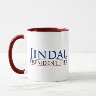 Jindal Präsident 2012 Tasse