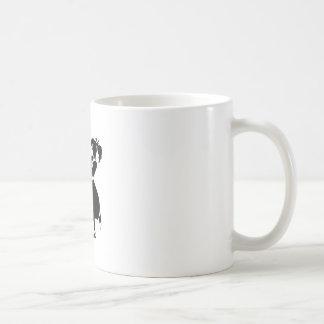 Jitterbug Silhouette Kaffeetasse